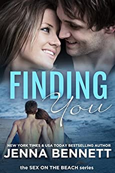 Finding You (Sex on the Beach Book 2) by [Bennett, Jenna]