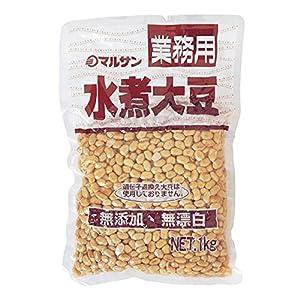 マルサン 業務用水煮大豆 1kg