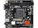 Silver Stone マザーボード AMD A88Xチップセット Mini-ITX IEEE802.11ac WiFiモジュール搭載 A88M-ITX/ac R2.0