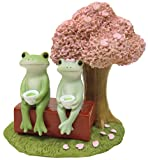 コポー 桜 カップルでお花見 71395