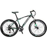 KINGTTU GTR 自転車 マウンテンバイク MTB 26インチマウンテンバイク アルミフレーム シマノ21段変速 ディスクブレ-キ