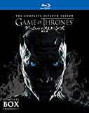 ゲーム・オブ・スローンズ 第七章:氷と炎の歌 ブルーレイ コンプリート・ボックス[1000699189][Blu-ray/ブルーレイ]