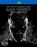 ゲーム・オブ・スローンズ 第七章:氷と炎の歌 ブルーレイ コンプリート・ボックス[Blu-ray]