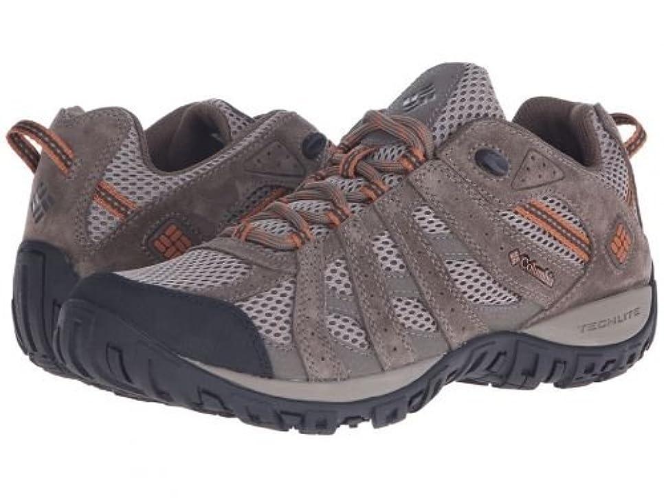 サンダーススリル好ましいColumbia(コロンビア) メンズ 男性用 シューズ 靴 スニーカー 運動靴 Redmond(TM) - Pebble/Dark Ginger [並行輸入品]