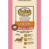ナチュラルチョイス 小型犬用 成犬用 チキン&玄米 3kg 製品画像