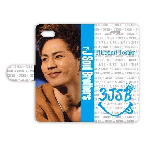 iPhone6/6s 手帳型ケース 【登坂広臣】 018...
