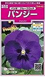 サカタのタネ 実咲花5601 パンジー パシオ ブルーブロッチ 00905601