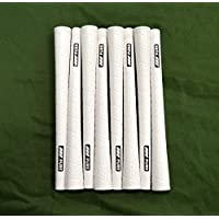 8 Pure p2ラップゴルフグリップ – 標準 – ホワイト – Includes Bramptonグリップキット