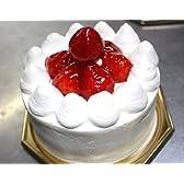 苺デコレーション【8号 24cm バースデーケーキ 誕生日ケーキ デコ】::113
