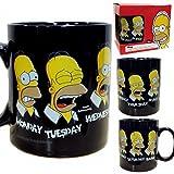 The Simpsons シンプソンズ マグカップ (Normal Week) ホーマー シンプソンズ グッズ