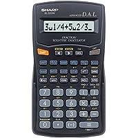 SHARP EL-503W-BK 11+2桁電卓153の機能EL503W[並行輸入品]