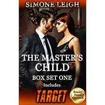The Master's Child Box Set One: A BDSM Ménage Erotic Thriller