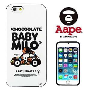 【 i FACE + A BATHING APE BABY MILO 】 iPhone6(4.7inch)対応ケース ベイシングエイプ ベイビーマイロ APE011