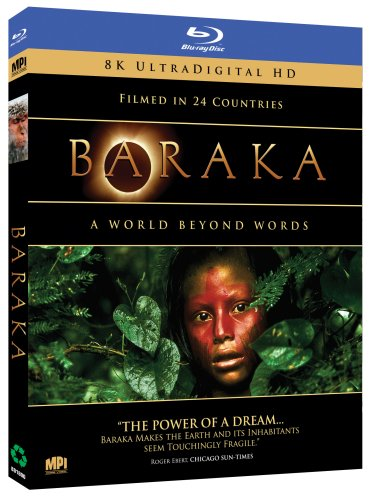Baraka [Blu-ray] [Import]