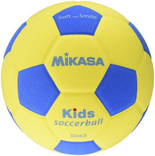 スマイルサッカーボール 軽量球 3号 SF3-YBL