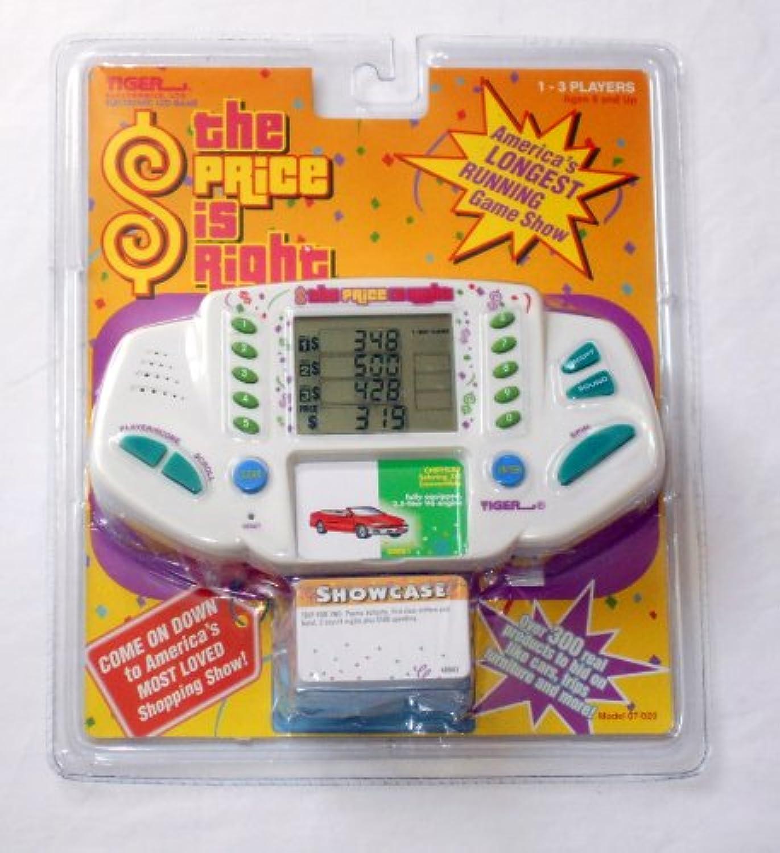 [ライトプライス]Right Price The Price Is Right Electronic LCD Handheld Game 07-020 [並行輸入品]