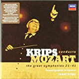 Krips conducts Mozart: The Great Symphonies 21-41 (2007-05-03)