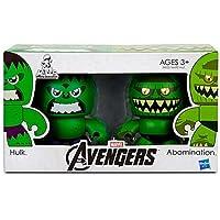 "Marvel AVENGERS(アベンジャーズ) ""Mini Muggs Hulk and Abomination Figures(ハルク・アボミネーション)"" フィギュア2体セット"