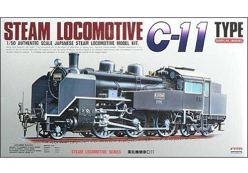 1/50 蒸気機関車 C11