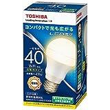 東芝ライテック LED電球 一般電球形 広配光タイプ 一般電球40W形相当 LDA5L-G-K/40W