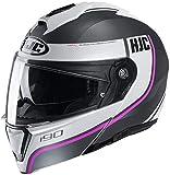 HJC i90 モジュラーバイクヘルメット Davan MC8SF M