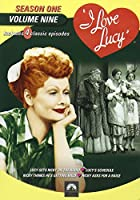 I Love Lucy: Season 1 Vol 9 [DVD] [Import]
