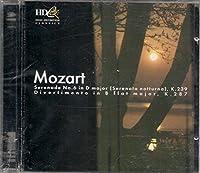 Mozart:Serenade 6/Divertimento