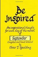 Be Inspired - September