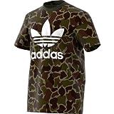 adidas Originals(アディダス オリジナルス) 半袖Tシャツ メンズ HERI CAMO TEE Lサイズ マルチカラー mku91-L-BK5861