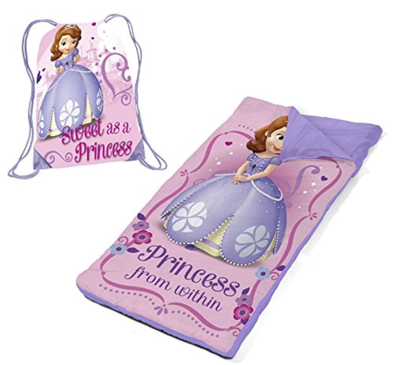 Disney Sofia The First Slumber Bag Set 【並行輸入品】