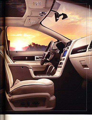 2009年リンカーンMKX 30-page元Car Sales Brochureカタログ