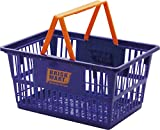 現代百貨 買い物かご BRISK MART マーケットバスケット S ネイビー K926NV