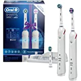 Oral-B SMART 5 5000 Dual Handle Electric Rechargeable Toothbrush – Powered by Braun