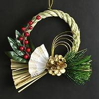 竹治郎〈たけじろう〉正月飾り注連飾り雪月風花東風