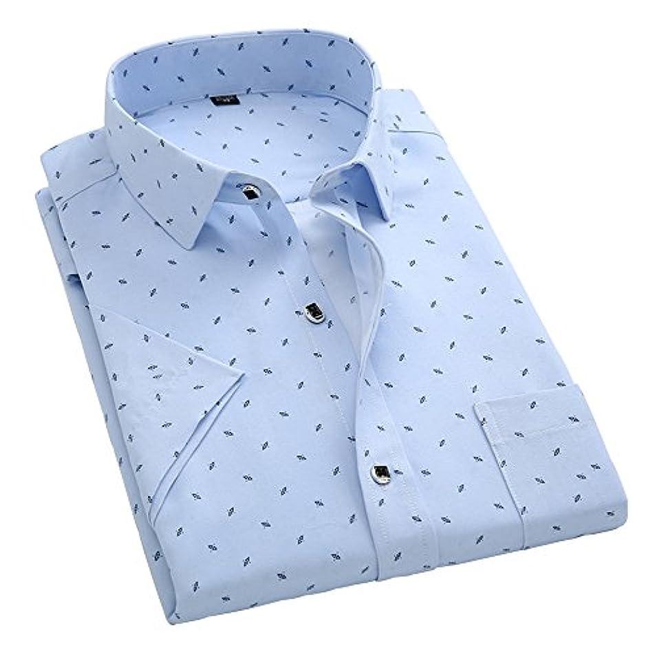 アーティキュレーション想像力豊かな強要(ワイ-ミー) Y-ME 半袖シャツ メンズシャツ ファッション プリント