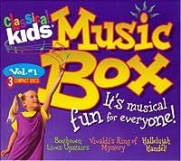 Vol. 1-Classical Kids Music Bo