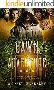 Dawn of Adventure 1巻 表紙画像