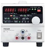 TEXIO(テクシオ) 多出力直流安定化電源 2ch(+16V/5A,+6V/3A) : PW16-5ADP
