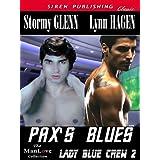 Pax's Blues [Lady Blue Crew 2] (Siren Publishing Classic ManLove)