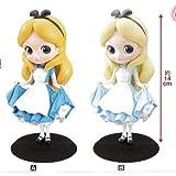 ディズニー ふしぎの国のアリス Q posket Disney Characters -Alice- 2種セット フィギュア (ノーマルカラー・特別カラー)
