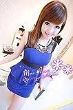 花柄 レース ペプラム ミニ ワンピース ドレスライン キャバドレス ナイトドレス キャバ嬢 ファッション
