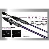 メガバス(Megabass) ロッド HYUGA(ヒューガ) 611MH
