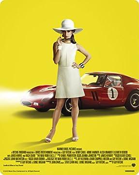 コードネームU.N.C.L.E. ブルーレイ・スチールブック仕様(1枚組/デジタルコピー付) [Blu-ray]