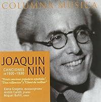 Nin: Songs from 1920