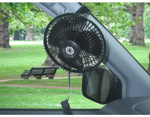 cretom 車用扇風機 カーファン