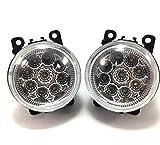 スズキ アルト フォグ ライト ランプ 左右 セット バルブ 付き パーツ 社外品 部品 交換
