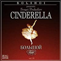 Cinderella: The Bolshoi Collection