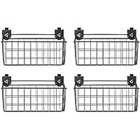 グラディエーターgawa18bkrh 18インチワイヤバスケット Pack of 4