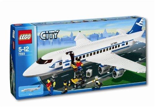 レゴ (LEGO) シティ 旅客機 7893