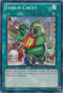 遊戯王カード 【 見世物ゴブリン 】 CBLZ-EN067-N 英語版